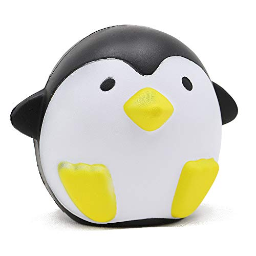 VCOSTORE Jumbo Squishies Penguin Slow Rising Squishy Animals Toys Soft and Scented Animals Squishies Stress Relief for Adult Children Gift Party Favor