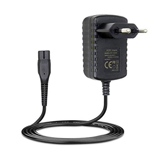 Catyrre Chargeur de batterie 5,5 V pour aspirateur Karcher WV Series Cleaner WV1 WV2 WV70 Plus WV75 Plus WV55R WV55 WV50 Plus