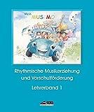 Mein MUSIMO - Lehrerband 1: Musikalische Früherziehung in Musikschule und Kindergarten: Musikalische Früherziehung in Musikschule und Kindergarten; ... in Musikschule und Kindergarten)