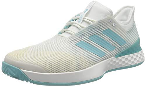 adidas Adizero Ubersonic 3m X Parley, Zapatillas de Deporte para Hombre, (Multicolor 000), 41 1/3 EU