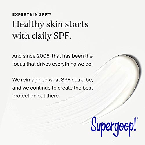 Supergoop! Anti-Aging Eye Cream with Oat Peptide SPF 37, 0.5 fl oz - Hydrating Mineral Sunscreen & Wrinkle Reducing Under Eye Cream For Dark Circles & Puffiness
