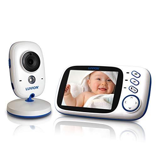 Luvion Platinum 3 Babyphone - Babyfoon met Camera - Premium Baby Monitor
