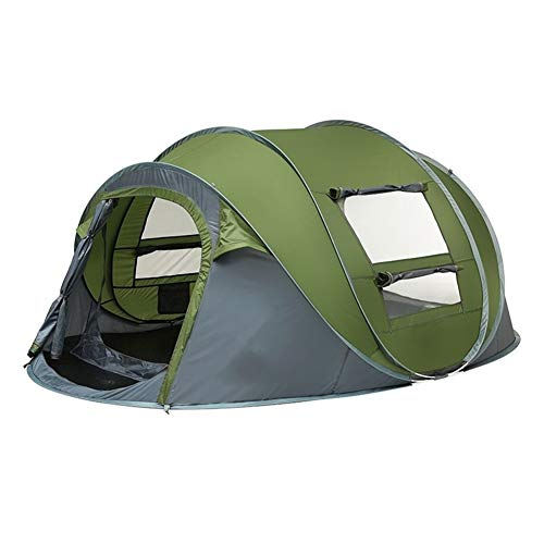 Edward Jackson Compact Tent For 2-3 Man Pop Up Tent Beach Tent Waterproof Tents For Beach Garden Camping Fishing Picnic Tent for Camping