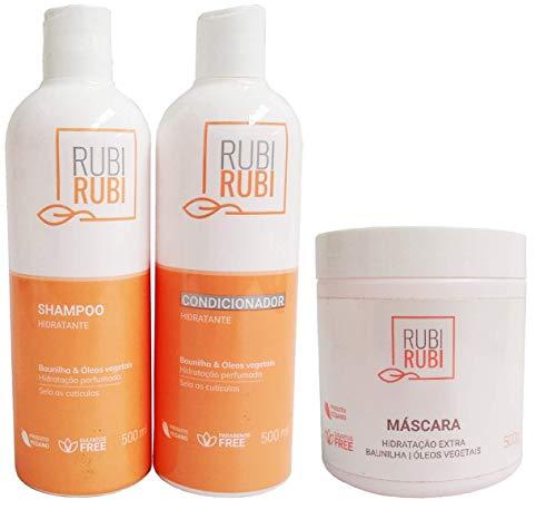 Ruby Ruby Vanilla Homecare Set
