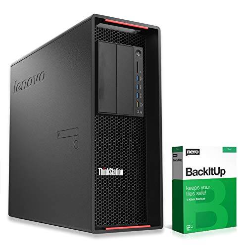 Lenovo ThinkStation P500 T - Xeon E5-1620 v3 @ 3,5 GHz - 64GB RAM - 500GB SSD - Nvidia Quadro K2200 - Win10Pro (Zertifiziert und Generalüberholt)