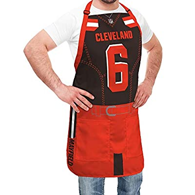Party Animal Baker Mayfield Cleveland Browns Player Jersey Apron