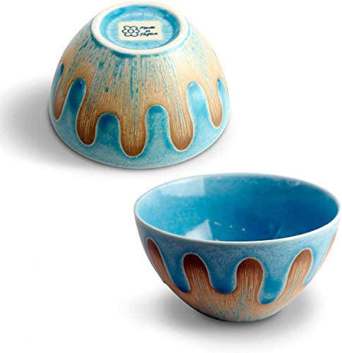 Hinomaru Collection Japanese Porcelain 22 fl Cereal Miami Mall 2 Max 84% OFF oz Set of