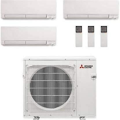 aire acondicionado portatil con bomba de calor fabricante Mitsubishi