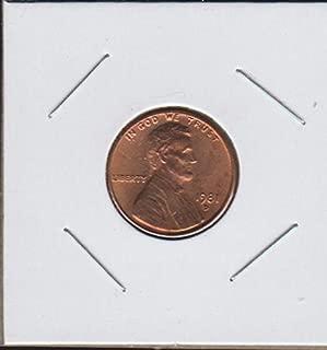 1981 d wheat penny