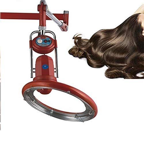 YWJH 950W Umkreisen Wand Montieren Haartrockner Trockenhaube Professionel Salon Haar Spa Prozessor Heizung Salon Barbier System