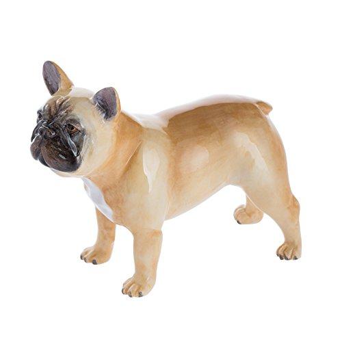 Figura de Bulldog francés Fawn de John Beswick