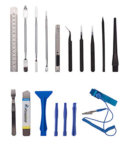 Precision Screwdriver Set with Magnetic Driver Kit,KALAIDUN 82 in 1 Professional Electronics Hand Repair Tool Kits for iPhone,Cell Phone, iPad,Tablet,Computer,Camera,watch