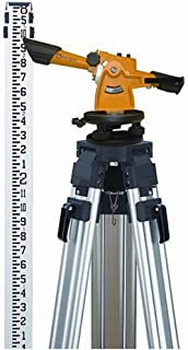 CST/berger 54-200K 20X Transit Level Package with Tripod, Rod, and Carrying Case (Discontinued by Manufacturer)