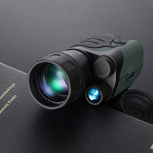 Outdoor Binoculars for Adults kids HD Professional HD Professional Monocular night vision telescope 3x50 with integrated infrared radiator for maximum light output and visibility up Best Gift Choice f