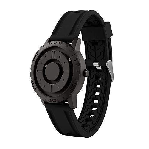 EUTOUR Relojes de Pulsera (Negro)