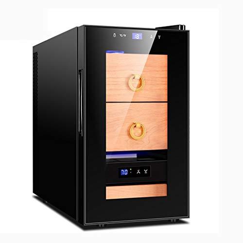 Rangements Cigare Cabinet Hydratant Cigarette Électronique Cabinet Smart Cigare Cabinet Cigare Refroidisseur Économie D'énergie Muet Température Constante Et L'humidité Parfait Cadeau