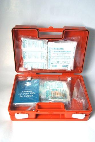 *Erste-Hilfe-Koffer Verbandskoffer DIN13157 für Betriebe+Baustellen+Gewerbe*