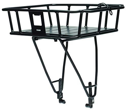 Blackburn Local Basket Front or Rear Bike Rack (Black, One Size)