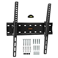 VonHaus 26-55 Inch Tilt TV Wall Bracket - Tilting Mount for VESA Compatible Screens, 40kg Weight Cap...