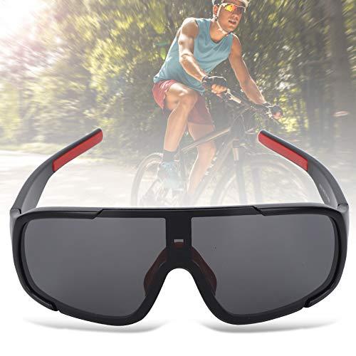 Changor UV-Resistente Exterior Ciclismo Vasos, Crótalo Gafas de Sol Filtrar Destello Nariz Almohadilla por Mujeres Hombres