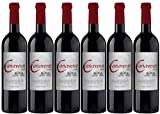 Cañaveras 1889 - Vino Tinto Tempranillo - Vino de la Tierra de Castilla- 6 botellas x 750 ml