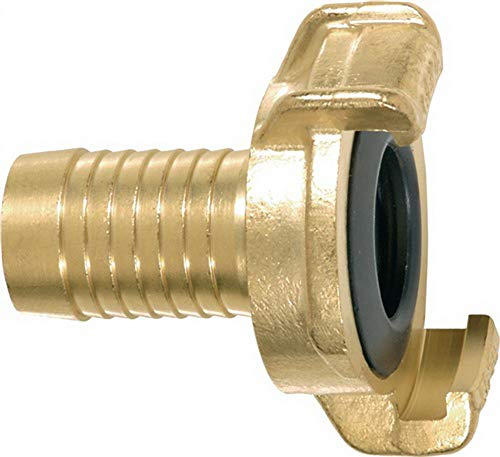 Karasto Robinetterie usine öhler GmbH 40104 Coupleur Geka 2,5 cm (1 Zoll) A. MS. w.40 mm Geka Karasto