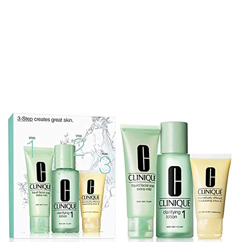 Clinique 3 Step Gel,...