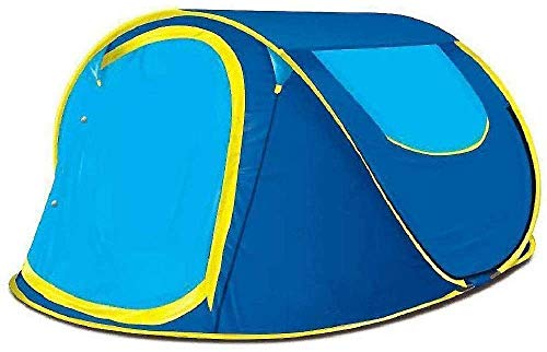 SAIYI Outdoor 2-3 People Automatic Pop-up Tent Ultralight Portable Sun Protection Waterproof Travel 105 * 240 * 180cm Automatic Camping Tent