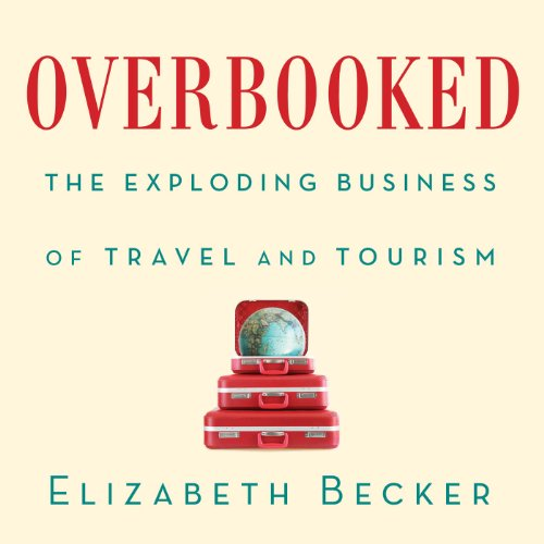 Overbooked audiobook cover art