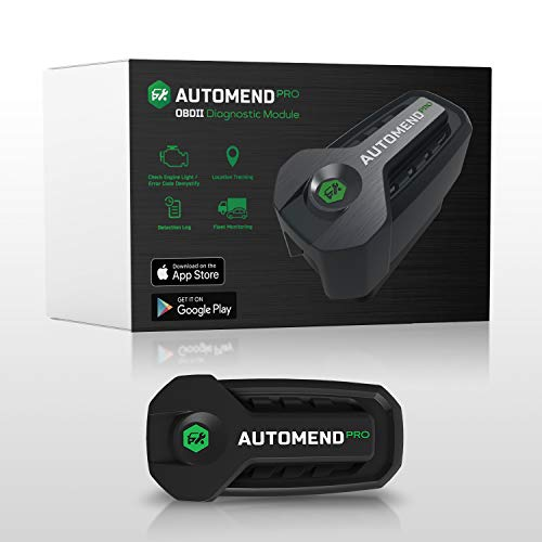 SC Trendy Automend Pro Wireless Bluetooth OBD2 / OBDII Scanner Car Code Reader Engine Diagnostic Scan Tool for iOS and Android Phones