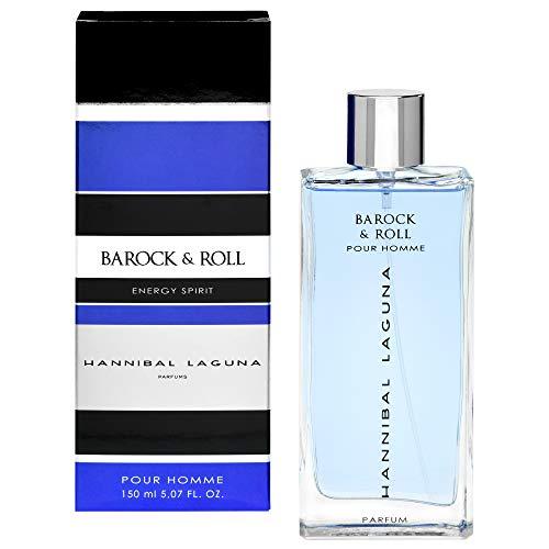 HANNIBAL LAGUNA Perfume Men Barock Roll Vapo - 150 ml (110525)