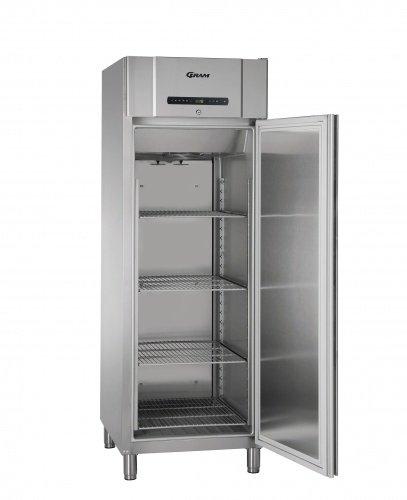 GRAM Umluft-Tiefkühlschrank COMPACT F 610 RG L2 4N