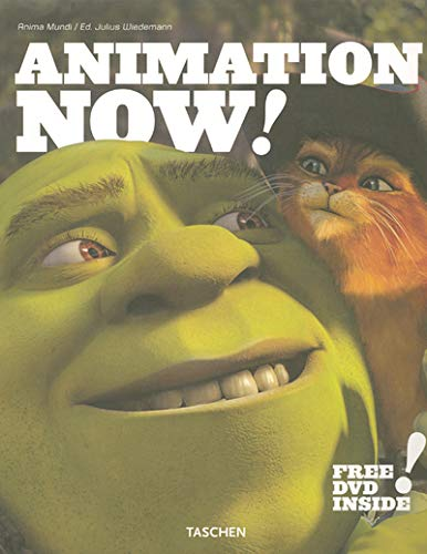 Animation Now!, m. DVD-Video
