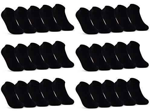 10   20   30 Paar Sneaker Socken Herren...