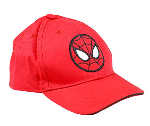 Marvel Boy's Ultimate Spider-Man Embroidered Baseball Cap