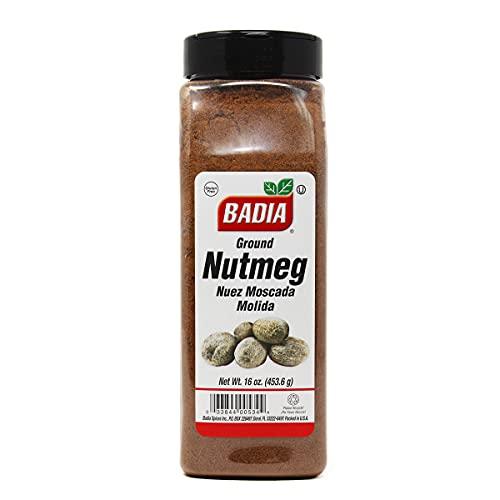 Badia - Ground Nutmeg - 16 oz.