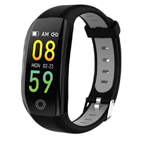 Sami - X-Treme - Smartwatch, Smartband, Pulsera de Actividad Deportiva. para Android y iOS Función: GPS, Waterproof, Presión sanguínea, Puerza G, Multideportivo. Color Gris.