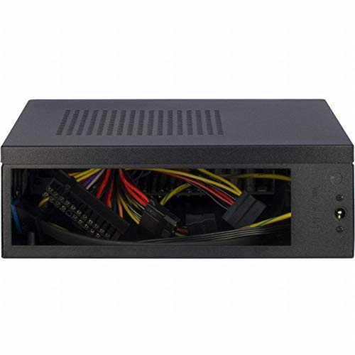 Inter-Tech-500 Black Computer Case – Computer Cases (PC, ITX, Black, 4.5 cm, 50 mm, 200 mm)