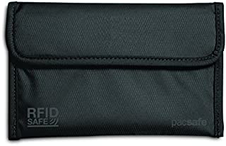 Luggage Rfidsafe 50 RFID Passport Protector, Black