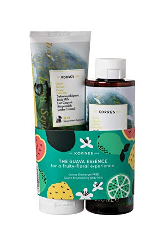 Korres THE GUAVA Essence Körperpflege Set, 250 ml