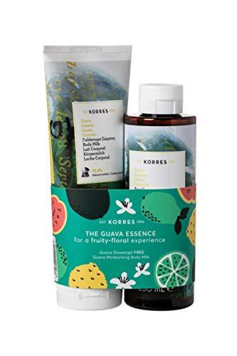 Korres THE GUAVA Essence Körperpflege Set, 250 ml