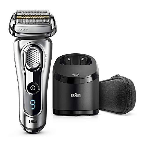 Máquina de Barbear BRAUN 9292Cc (Autonomia 50 Min - Mista)