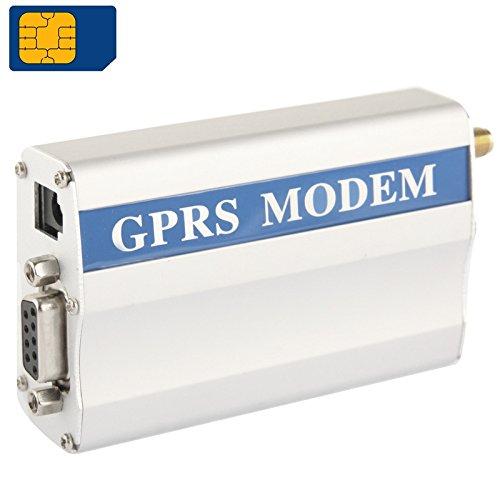 VGA-kabel, glasvezelkabel, Power-Modem Wireless RS232 Modem GPRS/GSM modem, ondersteuning SIM-kaart, GSM 900/1800 MHz