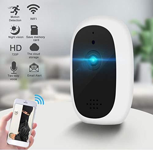 QAQA Babykamera 720P Babyphone Mini Ip-Kamera Drahtlose Wifi-Kamera Sicherheitsüberwachung Cctv-Kamera Smart Alarm