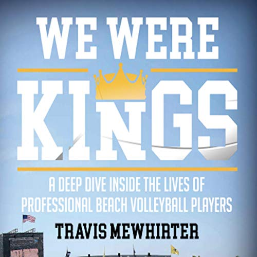 We Were Kings audiobook cover art