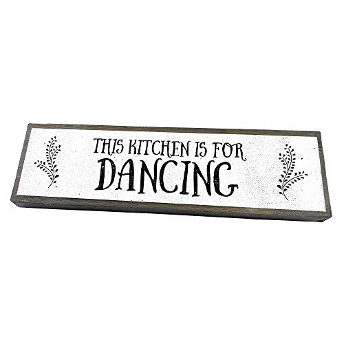 this kitchen is for dancing - 4