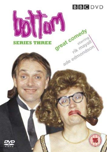 The Complete Bottom - Series 3