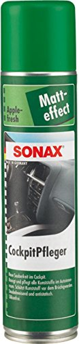 SONAX 359300 CockpitPfleger Matteffect Apple-fresh, 400ml