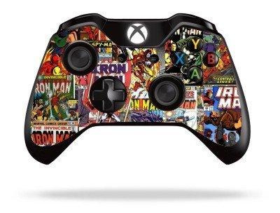 Cómics de superhéroes Xbox One Mando a distancia / Gamepad de la piel / cubierta xb1r8 / vinilo: Amazon.es: Hogar