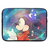 CHLING Mickey Mouse Laptop Sleeve Bag Compatible 13-15 Inch MacBook Pro/MacBook Air/Surface Book/Surface Laptop